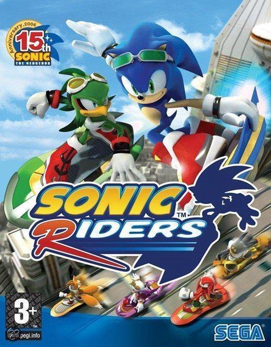 Sonic Riders /PC – Windows