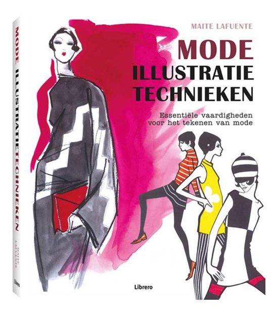 Mode Illustratietechnieken - Maite Lafuente  