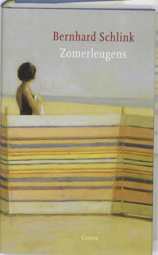 Zomerleugens - Bernhard Schlink |