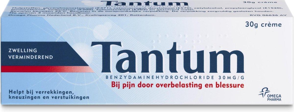 Tantum Bij Zwelling/Pijn Cr. -