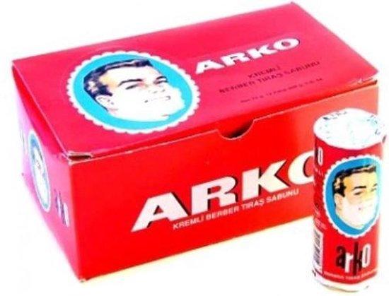 Arko - 75 ml - Scheerzeep (1 stuk) - Arko