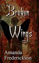Omslag Broken Wings