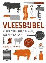 Boek cover Kookbijbels - Vleesbijbel van Gertjan Kiers (Hardcover)