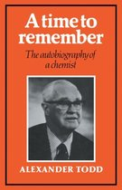 Boek cover A Time to Remember van Alexander Todd, Todd