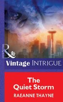 Omslag The Quiet Storm (Mills & Boon Vintage Intrigue)