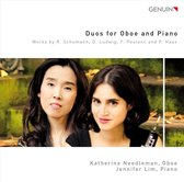 Duos For Oboe And Piano