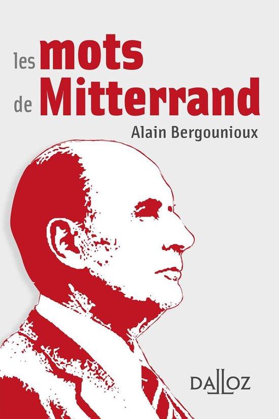 Les mots de Mitterrand