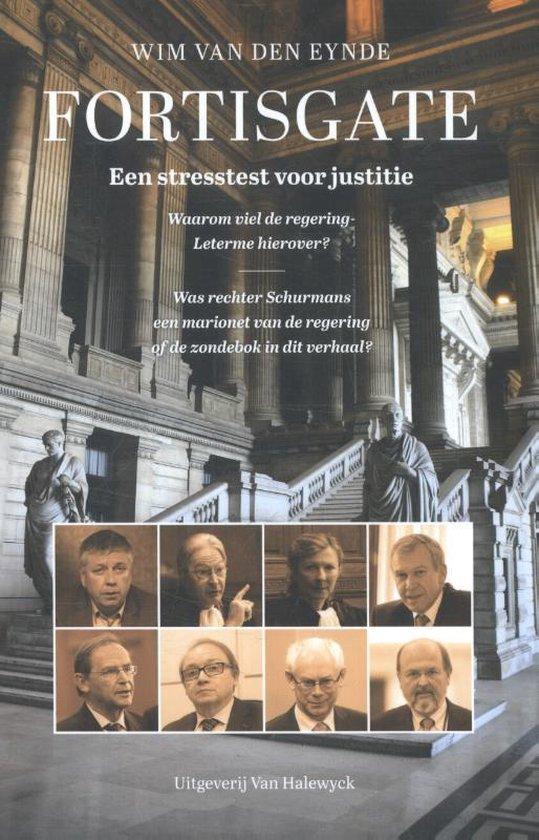 Fortisgate - Wim van den Eynde pdf epub