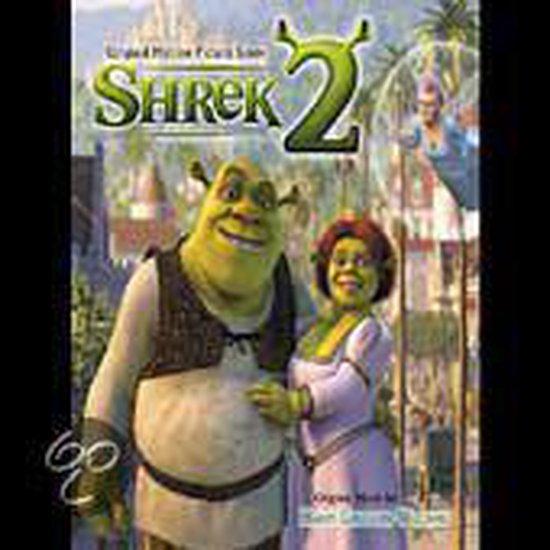 Bol Com Shrek 2 Original Motion Pictute Soundtrack Harry Gregson Williams Cd Album Muziek