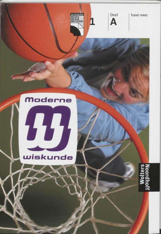 Moderne wiskunde / 1a Havo vwo - E. van der Eijk  