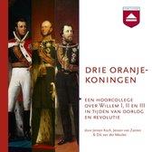 Boek cover Drie Oranjekoningen van Jeroen Koch (Onbekend)