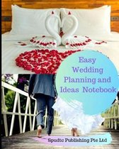 Easy Wedding Planning and Ideas Notebook