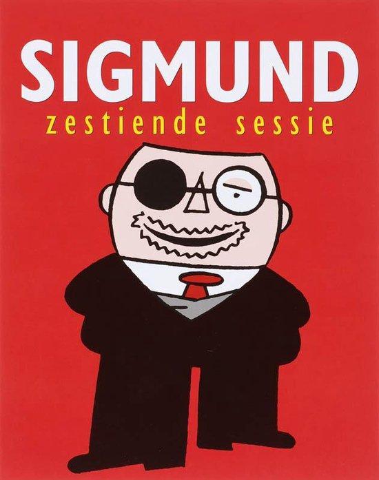Sigmund zestiende sessie - P. de Wit |