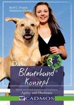 Boek cover Das Blauerhundkonzept 3 van Rolf C Franck