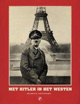Boek cover Met Hitler in het Westen van Heinrich Hoffmann (Hardcover)