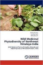 Wild Medicinal Phytodiversity of Northwest Himalaya-India