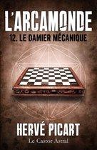 Omslag Le Damier mécanique