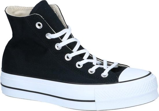 Converse All Star Lift Zwarte Sneakers Dames 41