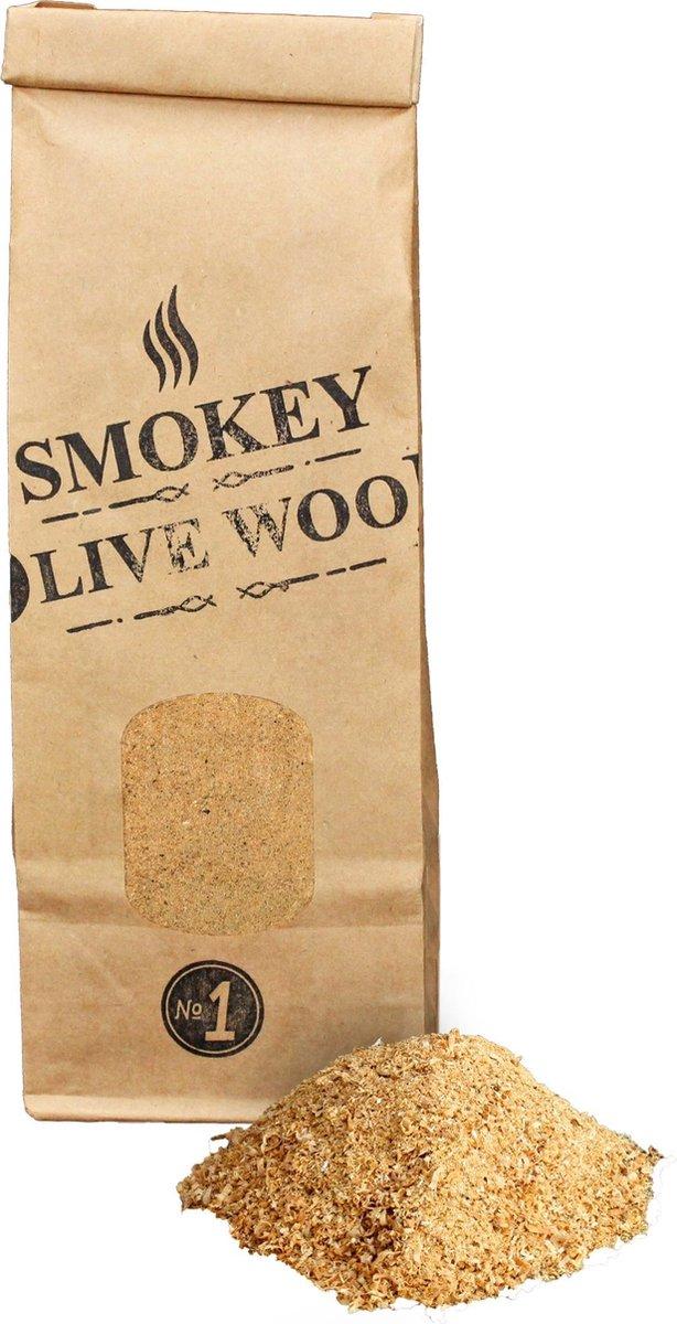 Smokey Olive Wood - Rookmot - Rookmeel - 300ml - olijfhout- ø 0-1mm