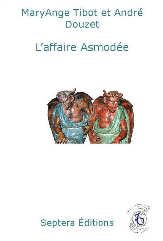 Boek cover lAffaire Asmodée van Andre Douzet (Onbekend)