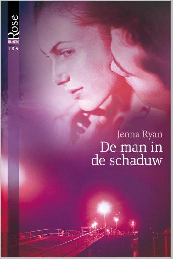 Cover van het boek 'De man in de schaduw' van Jenna Ryan