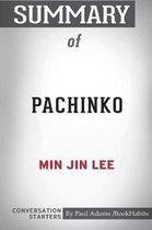 Summary of Pachinko by Min Jin Lee