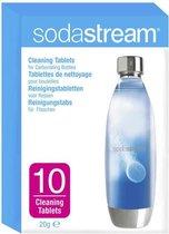 Soda stream Reinigingtabletten, eenvoudig in gebruik 10 tabletten 20g