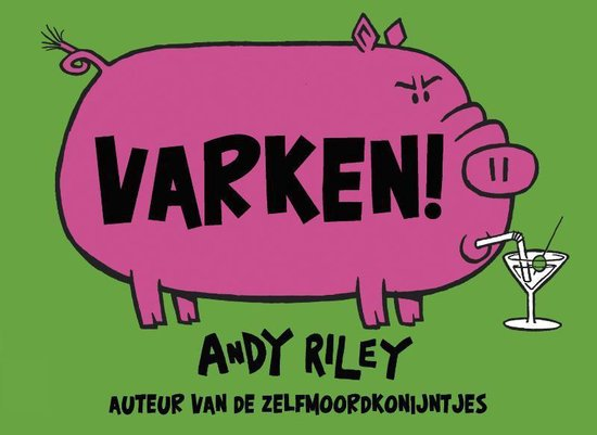 Varken! - Andy Riley |