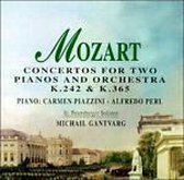 Mozart: Concertos for Two Pianos and Orchestra