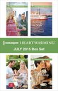 Harlequin Heartwarming July 2015 - Box Set