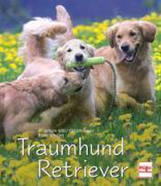 Omslag van Traumhund Retriever