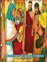 Collection Of Bible Stories Coloring Book