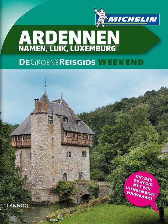 De Groene Reisgids Weekend - Ardennen - none |