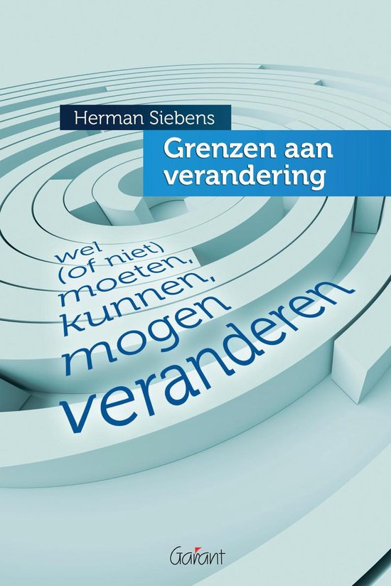 Grenzen aan verandering - Herman Siebens  