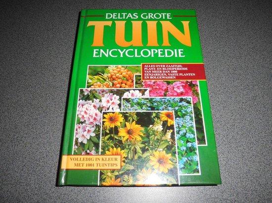 Deltas grote tuin encyclopedie - Ton van Wijlen pdf epub
