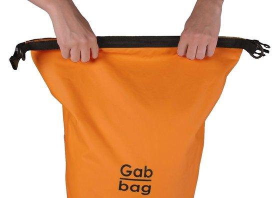 Dry Gabbag - Zak - 25 Liter - Oranje - 100% Waterdicht | Bestel nu!