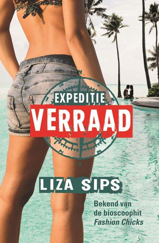 Expeditie Verraad - Liza Sips |