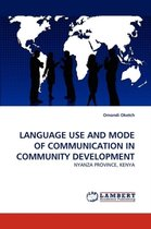 Language Use and Mode of Communication in Community Development