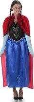 Karnival Costumes Verkleedkleding Prinsessen kostuum voor vrouwen Rood Zwart - M