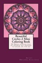 Beautiful Circles 2 Mini Coloring Book