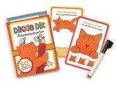 Kinderboeken Dikkie Dik activiteitenkaarten