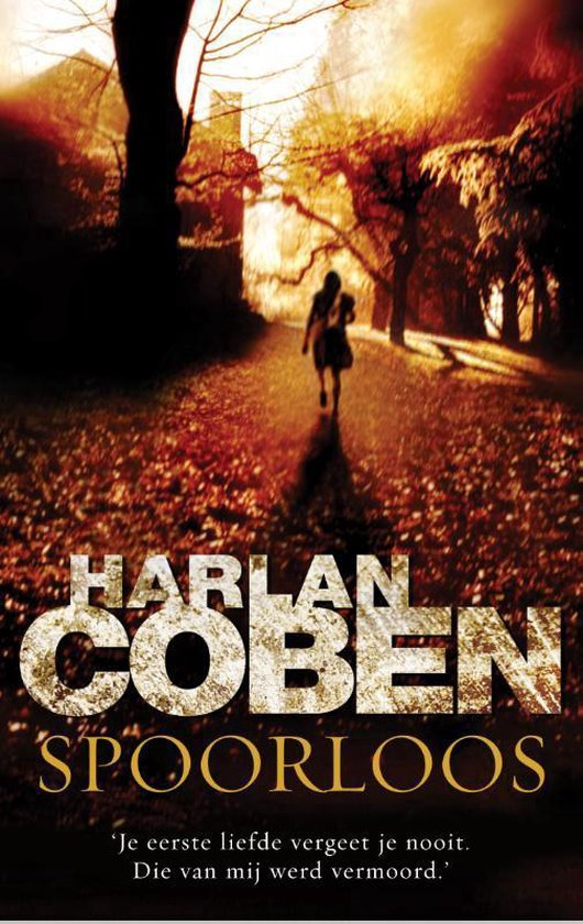 Spoorloos - 10 cd luisterboek - Harlan Coben | Fthsonline.com