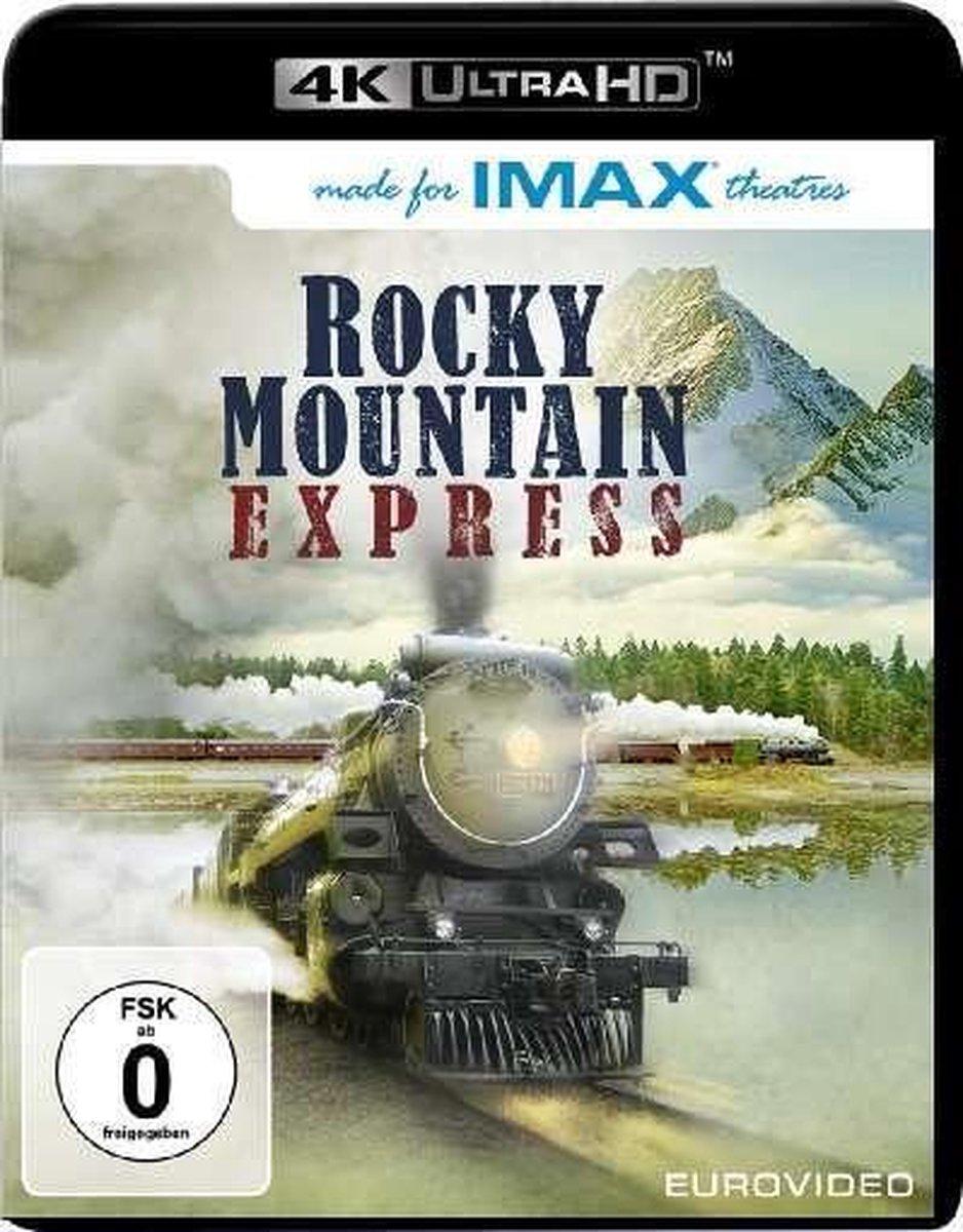 Rocky Mountain Express UHD/Blu-ray-