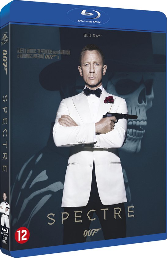 James Bond - Spectre (Blu-ray)