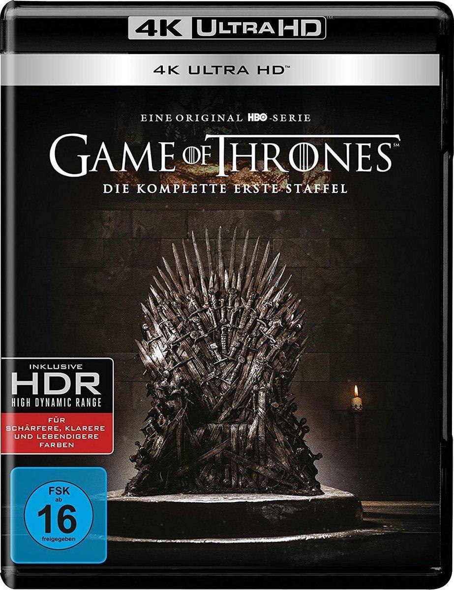 Game of Thrones - Seizoen 1 (4K Ultra HD Blu-ray) (Import)-