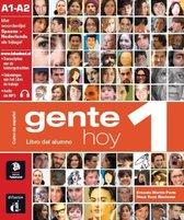 Gente Hoy 1 libro del alumno + glossario + audio + Mp3
