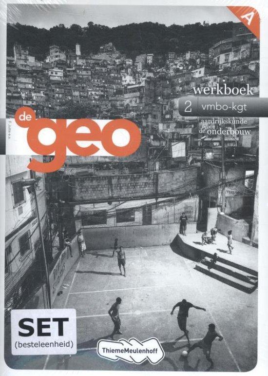 De Geo werkboek vmbo-kgt - F. Jutte   Fthsonline.com