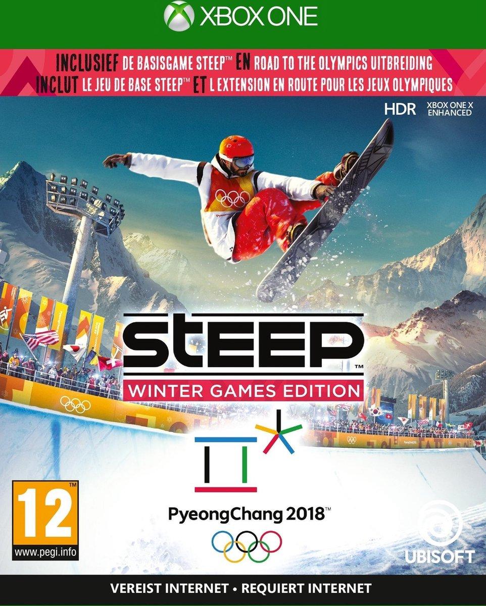 Steep: Winter Games Edition - Xbox One - Ubisoft