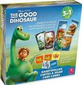 The Good Dinosaur - 3 in 1 - kwartet en memospel