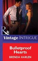 Omslag Bulletproof Hearts (Mills & Boon Vintage Intrigue)